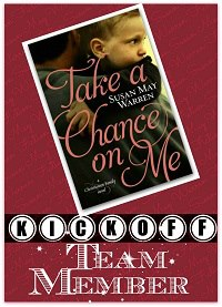 Susan May Warren Take a Chance on Me Launch Team