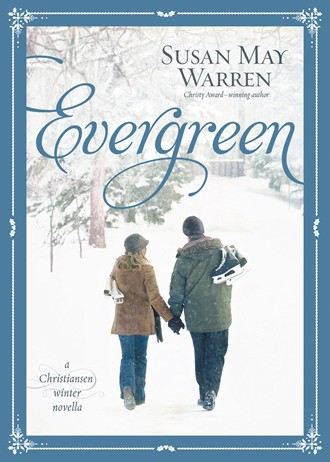 Evergreen: A Christiansen Winter Novella (Christiansen Family)