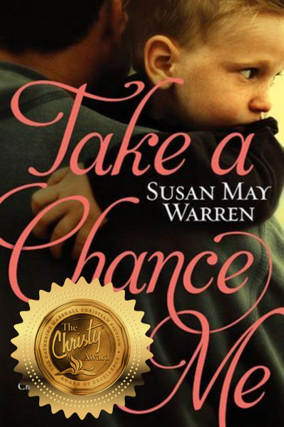 Take a Chance on Me (Christiansen family book #1)
