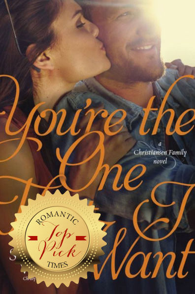 You're the One That I Want (Christiansen Family #6)